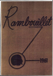 Angelo State University - Rambouillet Yearbook (San Angelo, TX) online yearbook collection, 1961 Edition, Cover