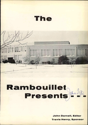 Page 7, 1961 Edition, Angelo State University - Rambouillet Yearbook (San Angelo, TX) online yearbook collection