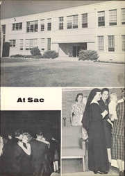 Page 9, 1961 Edition, Angelo State University - Rambouillet Yearbook (San Angelo, TX) online yearbook collection