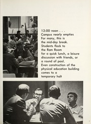 Page 11, 1972 Edition, Angelo State University - Rambouillet Yearbook (San Angelo, TX) online yearbook collection
