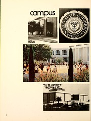 Angelo State University - Rambouillet Yearbook (San Angelo, TX) online yearbook collection, 1974 Edition, Page 8
