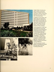 Angelo State University - Rambouillet Yearbook (San Angelo, TX) online yearbook collection, 1974 Edition, Page 9 of 328