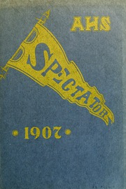 Page 7, 1907 Edition, Angola High School - Key Yearbook (Angola, IN) online yearbook collection