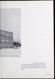 Page 13, 1940 Edition, Angola High School - Key Yearbook (Angola, IN) online yearbook collection
