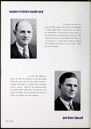 Page 14, 1940 Edition, Angola High School - Key Yearbook (Angola, IN) online yearbook collection