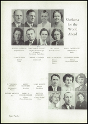 Page 16, 1945 Edition, Angola High School - Key Yearbook (Angola, IN) online yearbook collection