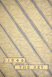 Angola High School - Key Yearbook (Angola, IN) online yearbook collection, 1946 Edition, Cover