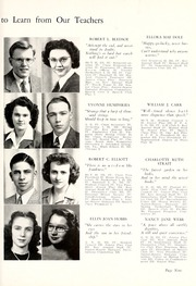 Page 13, 1946 Edition, Angola High School - Key Yearbook (Angola, IN) online yearbook collection