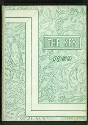 Angola High School - Key Yearbook (Angola, IN) online yearbook collection, 1950 Edition, Cover