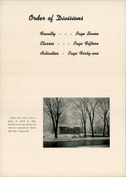 Page 10, 1950 Edition, Angola High School - Key Yearbook (Angola, IN) online yearbook collection