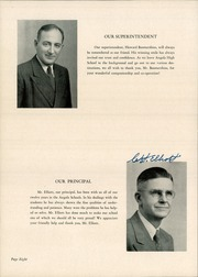 Page 12, 1950 Edition, Angola High School - Key Yearbook (Angola, IN) online yearbook collection