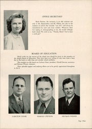 Page 13, 1950 Edition, Angola High School - Key Yearbook (Angola, IN) online yearbook collection
