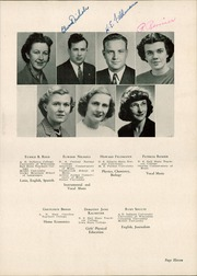 Page 15, 1950 Edition, Angola High School - Key Yearbook (Angola, IN) online yearbook collection