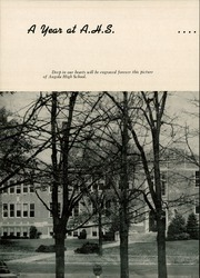 Page 6, 1950 Edition, Angola High School - Key Yearbook (Angola, IN) online yearbook collection