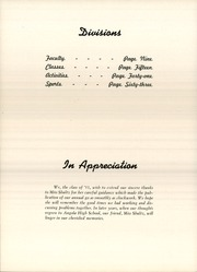 Page 12, 1951 Edition, Angola High School - Key Yearbook (Angola, IN) online yearbook collection