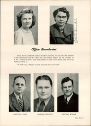 Page 15, 1951 Edition, Angola High School - Key Yearbook (Angola, IN) online yearbook collection