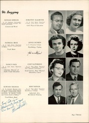 Page 17, 1951 Edition, Angola High School - Key Yearbook (Angola, IN) online yearbook collection