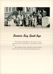 Page 8, 1951 Edition, Angola High School - Key Yearbook (Angola, IN) online yearbook collection