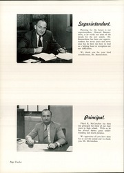 Page 16, 1954 Edition, Angola High School - Key Yearbook (Angola, IN) online yearbook collection