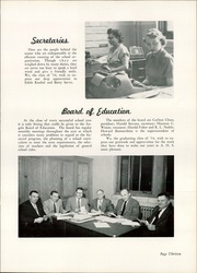 Page 17, 1954 Edition, Angola High School - Key Yearbook (Angola, IN) online yearbook collection