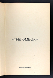 Page 11, 1890 Edition, Ann Arbor High School - Omega Yearbook (Ann Arbor, MI) online yearbook collection