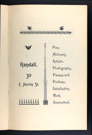 Page 7, 1890 Edition, Ann Arbor High School - Omega Yearbook (Ann Arbor, MI) online yearbook collection