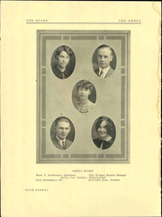 Page 14, 1927 Edition, Ann Arbor High School - Omega Yearbook (Ann Arbor, MI) online yearbook collection