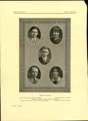 Page 16, 1927 Edition, Ann Arbor High School - Omega Yearbook (Ann Arbor, MI) online yearbook collection