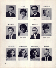Ann Arbor High School - Omega Yearbook (Ann Arbor, MI) online yearbook collection, 1968 Edition, Page 12