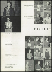 Page 10, 1942 Edition, Anna Head School for Girls - Nods and Becks Yearbook (Berkeley, CA) online yearbook collection