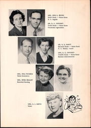 Page 11, 1953 Edition, Anna High School - Coyote Yearbook (Anna, TX) online yearbook collection