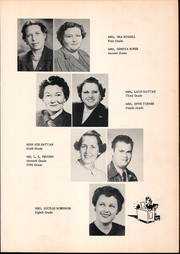 Page 13, 1953 Edition, Anna High School - Coyote Yearbook (Anna, TX) online yearbook collection