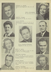 Page 11, 1949 Edition, Anna Jonesboro High School - Wildcat Lair Yearbook (Anna, IL) online yearbook collection