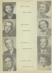 Page 14, 1949 Edition, Anna Jonesboro High School - Wildcat Lair Yearbook (Anna, IL) online yearbook collection