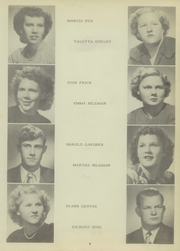 Page 15, 1949 Edition, Anna Jonesboro High School - Wildcat Lair Yearbook (Anna, IL) online yearbook collection