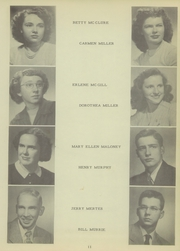 Page 17, 1949 Edition, Anna Jonesboro High School - Wildcat Lair Yearbook (Anna, IL) online yearbook collection