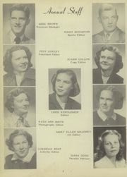 Page 8, 1949 Edition, Anna Jonesboro High School - Wildcat Lair Yearbook (Anna, IL) online yearbook collection