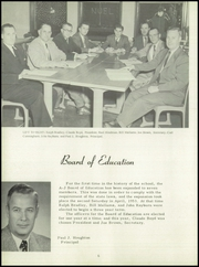 Page 10, 1954 Edition, Anna Jonesboro High School - Wildcat Lair Yearbook (Anna, IL) online yearbook collection