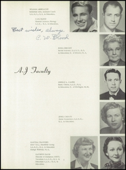 Page 11, 1954 Edition, Anna Jonesboro High School - Wildcat Lair Yearbook (Anna, IL) online yearbook collection