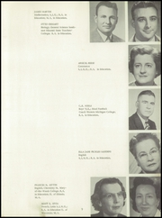 Page 13, 1954 Edition, Anna Jonesboro High School - Wildcat Lair Yearbook (Anna, IL) online yearbook collection