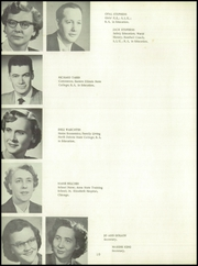Page 14, 1954 Edition, Anna Jonesboro High School - Wildcat Lair Yearbook (Anna, IL) online yearbook collection