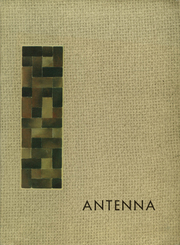 Annandale High School - Antenna Yearbook (Annandale, VA) online yearbook collection, 1959 Edition, Cover