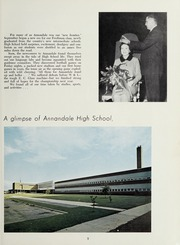 Page 9, 1962 Edition, Annandale High School - Antenna Yearbook (Annandale, VA) online yearbook collection