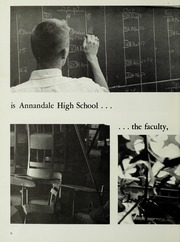 Page 10, 1965 Edition, Annandale High School - Antenna Yearbook (Annandale, VA) online yearbook collection