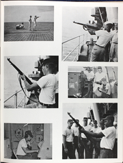 Annapolis (AGMR 1) - Naval Cruise Book online yearbook collection, 1966 Edition, Page 76