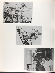 Annapolis (AGMR 1) - Naval Cruise Book online yearbook collection, 1966 Edition, Page 81