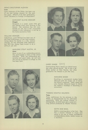 Page 13, 1943 Edition, Annapolis High School - Wake Yearbook (Annapolis, MD) online yearbook collection