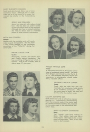 Page 17, 1943 Edition, Annapolis High School - Wake Yearbook (Annapolis, MD) online yearbook collection