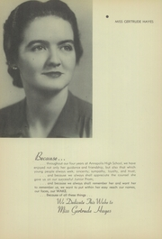 Page 6, 1943 Edition, Annapolis High School - Wake Yearbook (Annapolis, MD) online yearbook collection
