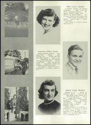 Page 16, 1950 Edition, Annville Cleona High School - Corinoma Yearbook (Annville, PA) online yearbook collection